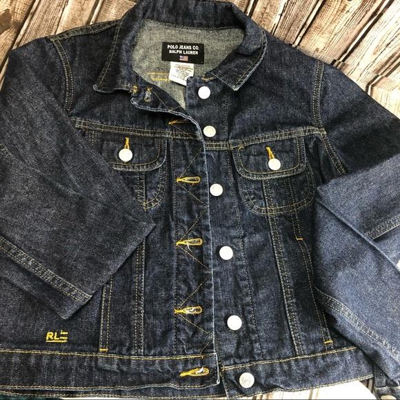Polo Jeans CO Ralph Lauren Denim Jacket